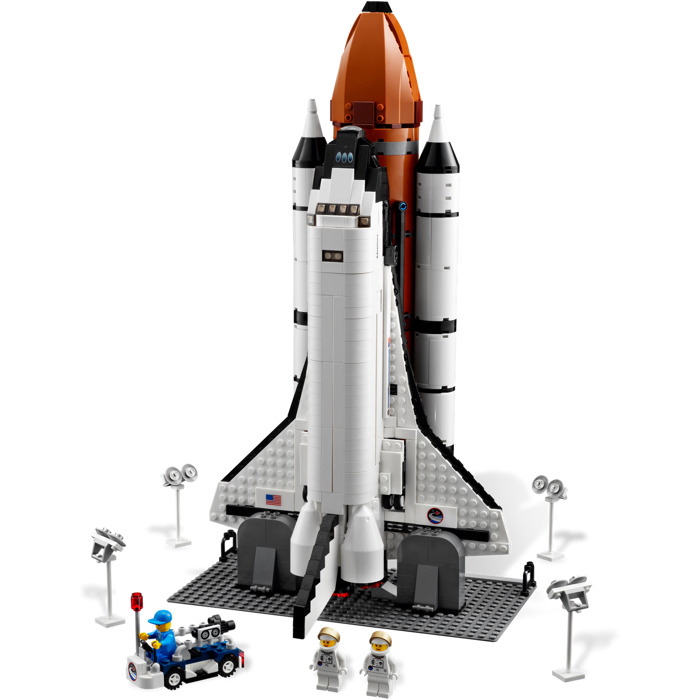 lego space shuttle adventure instructions - photo #17