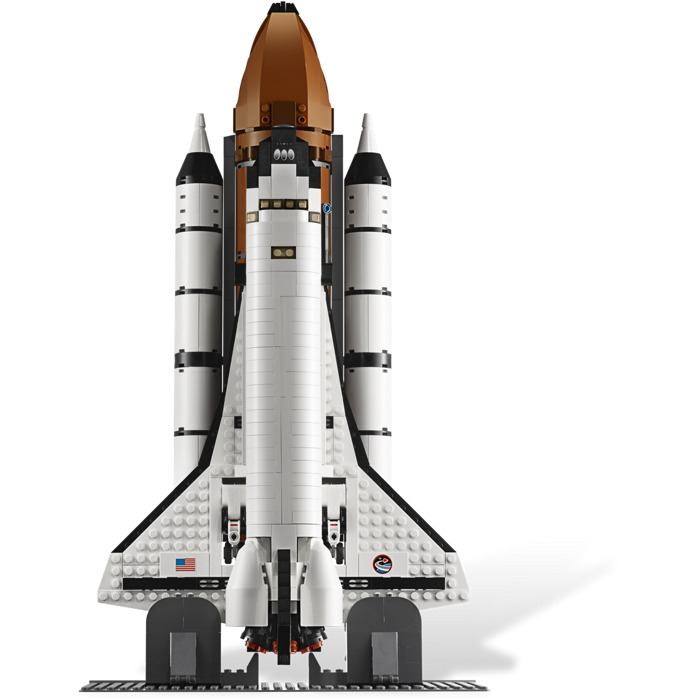 lego space shuttle 10231 review - photo #11