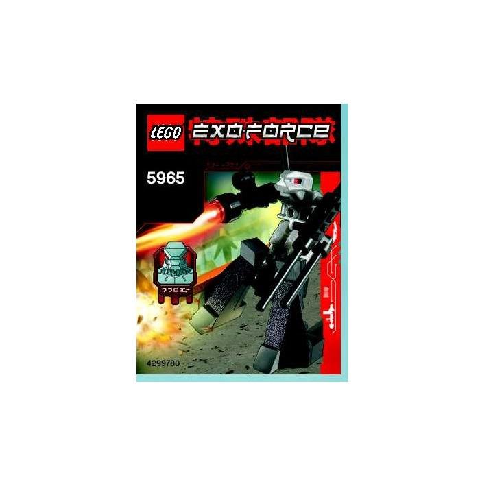 lego silver bad guy set 5965 comes in brick owl lego. Black Bedroom Furniture Sets. Home Design Ideas