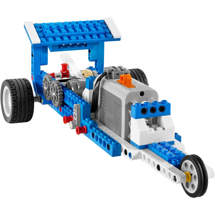 LEGO Simple & Powered Machines Set 9686-1 | Brick Owl ...