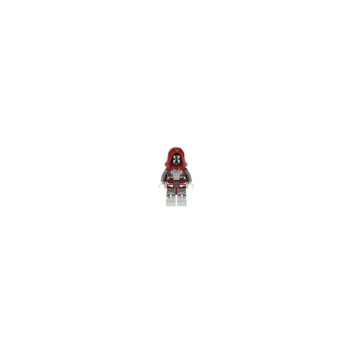 Ninjago lego mini figure CLOUSE dark red hood 891610 magazine gift