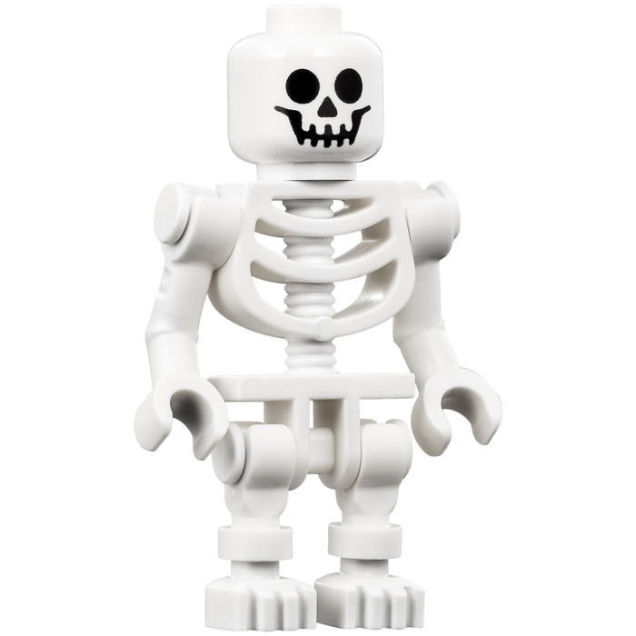 LEGO Skeleton Minifigure | Brick Owl - LEGO Marketplace