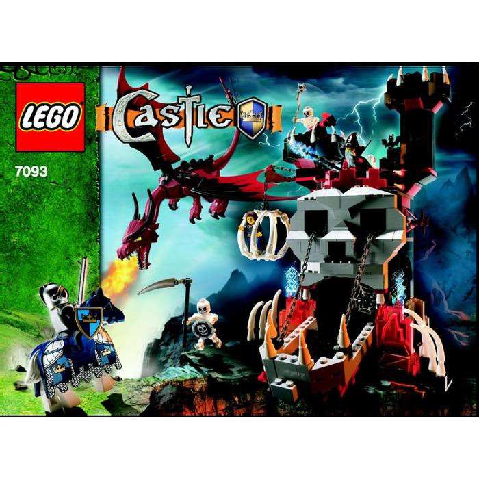 LEGO Skeleton Tower Set 7093 Instructions   Brick Owl - LEGO Marketplace