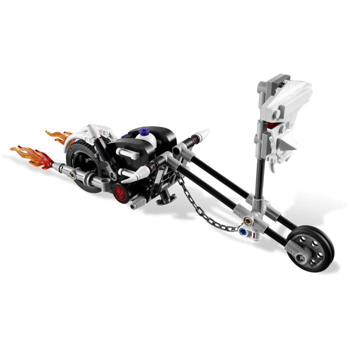 lego ninjago skull motorbike instructions