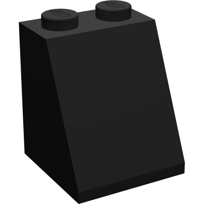 Lego 5 New White Slope 65 2 x 2 x 2 with Bottom Tube Sloped Pieces