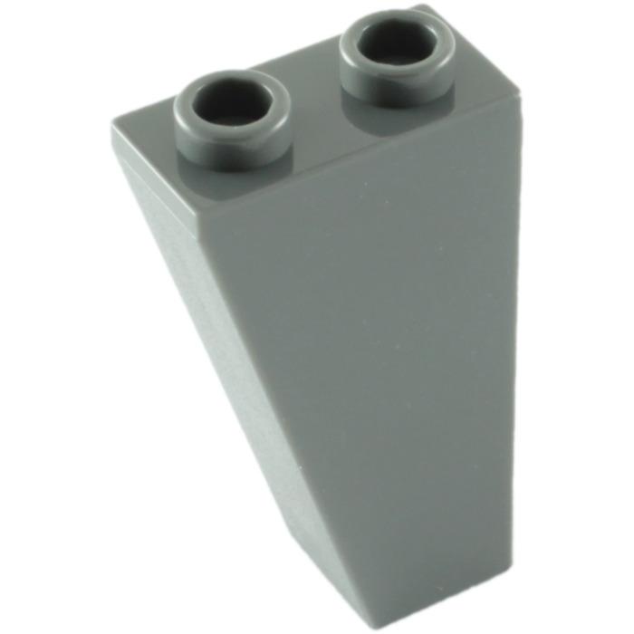 Lego Dark Bluish Grey Slope Inverted 1x3 15 pieces NEW!!!