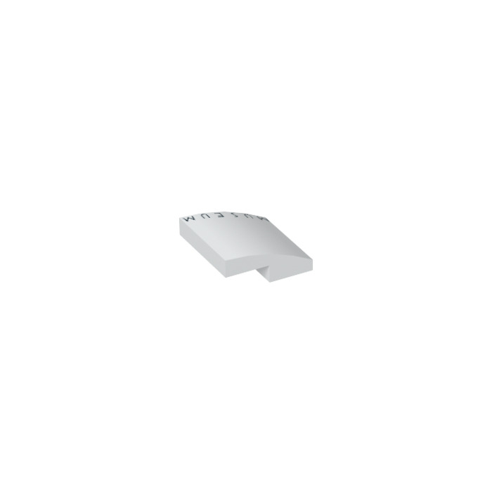 Lego slope curved 2 x 2 x with decoration 32641 for Decoration 66