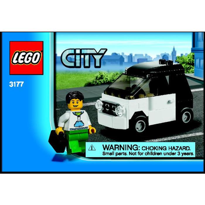 Lego Small Car Set 3177 Instructions Brick Owl Lego Marketplace