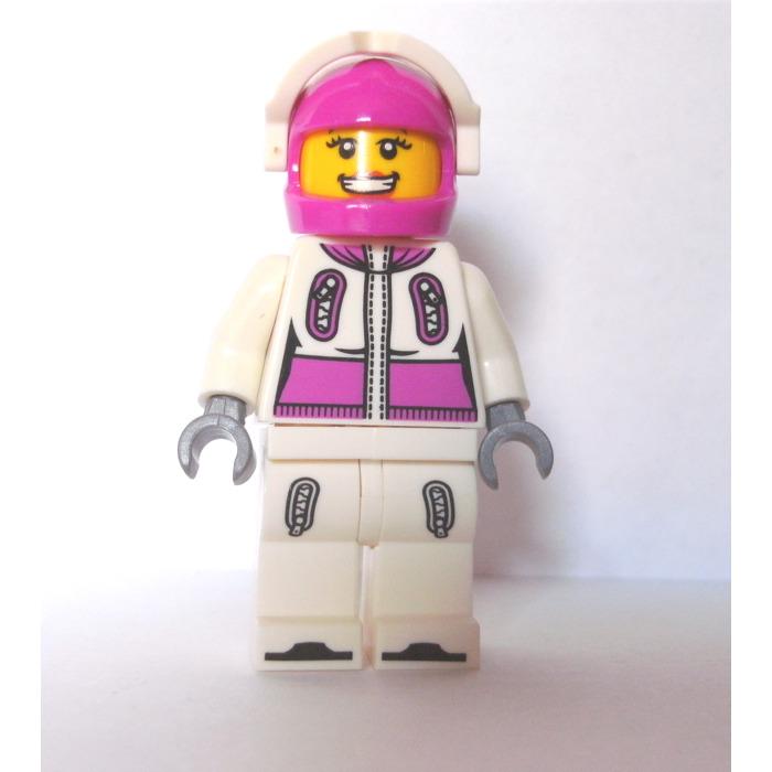 Lego Minifigures Snowboarder 1 Lego Snowboarder Minifigure