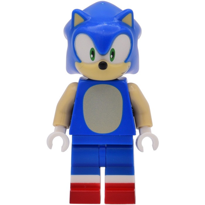 Lego Sonic The Hedgehog Minifigure Brick Owl Lego Marketplace
