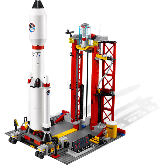 LEGO Space Centre Set 3368 | Brick Owl - LEGO Marketplace