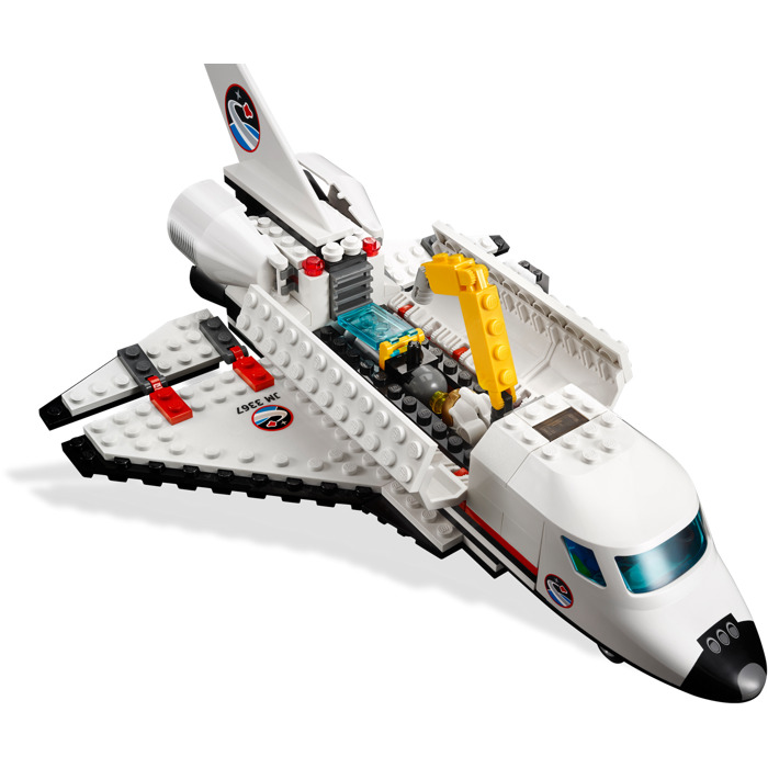 lego space shuttle set 3367 brick owl lego marketplace. Black Bedroom Furniture Sets. Home Design Ideas
