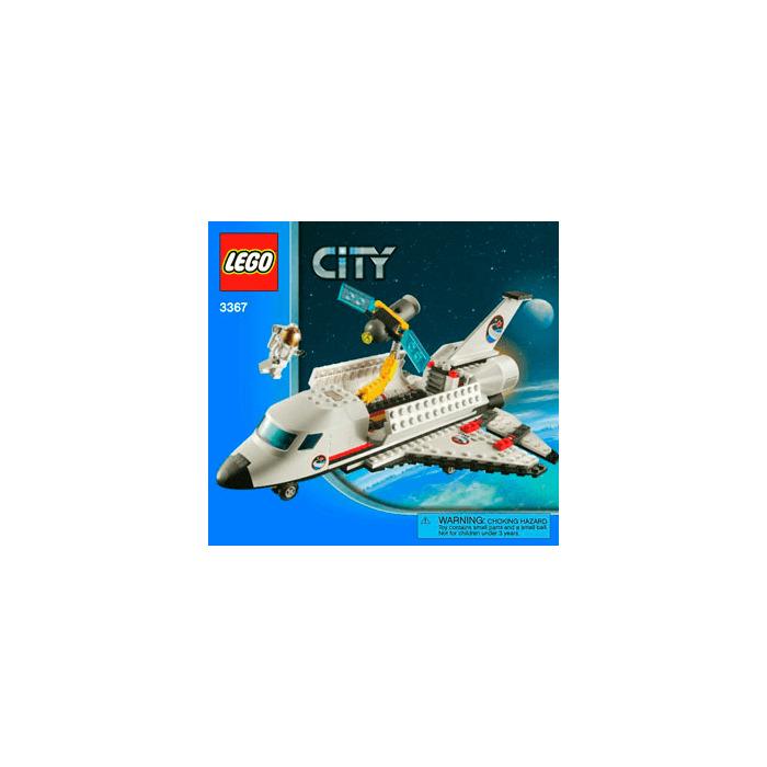 lego space shuttle instruction - photo #31