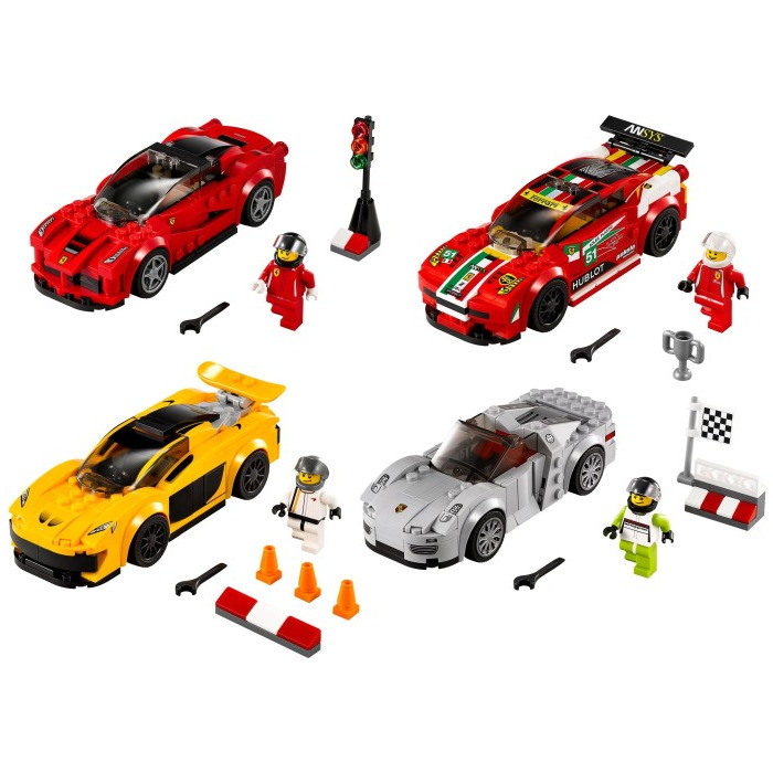 Lego Speed Champions Collection Set 5004550 Brick Owl