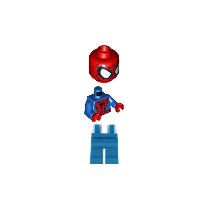 Spider Man Peter Parker In The Lego Incredibles Videogame: LEGO Marvel Super Heroes 76015