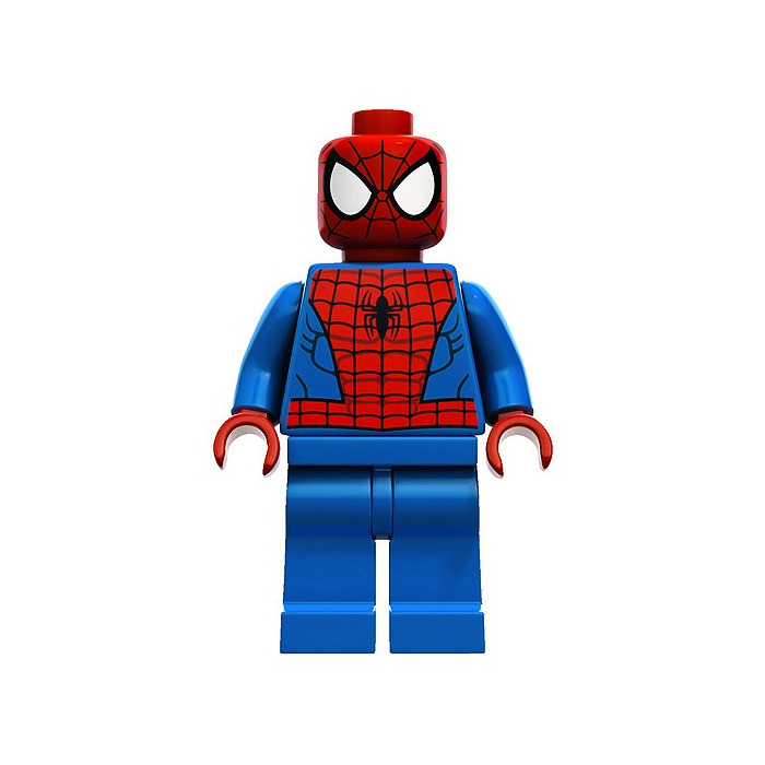 LEGO Spider Man Minifigure