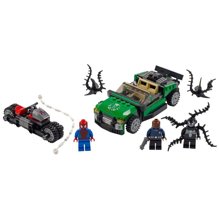 lego spider man 3 sets - photo #32