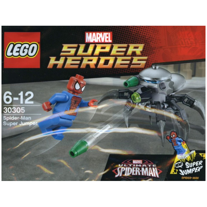 Lego® MISB Polybag 30305 Spiderman new Super Heroes