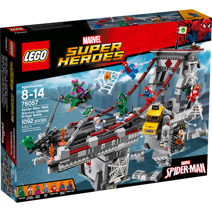 lego spider man 3 sets - photo #20