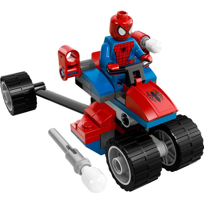 Lego ultimate spider man electro - photo#23