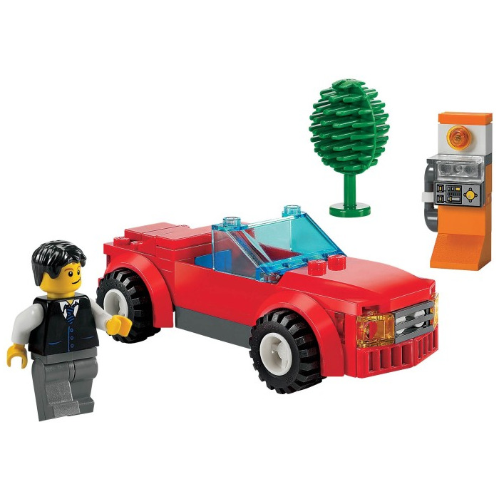 lego sports car instructions