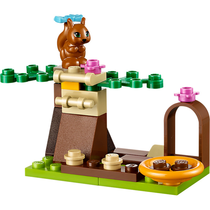 Lego Squirrels Tree House Set 41017 Brick Owl Lego Marketplace