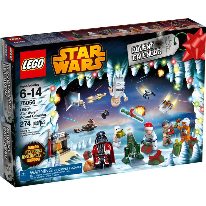 LEGO Star Wars Advent Calendar Set 75056-1   Brick Owl - LEGO ...