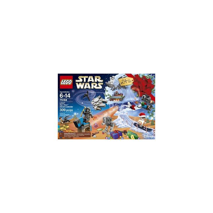 Lego Star Wars Advent Calendar Set 75184 1 Instructions Brick Owl