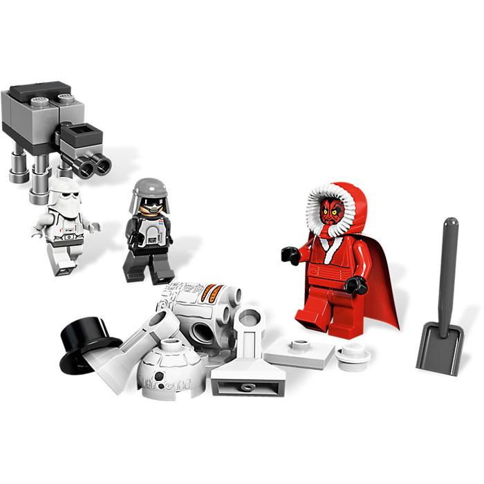 lego star wars advent calendar set 9509 brick owl lego. Black Bedroom Furniture Sets. Home Design Ideas