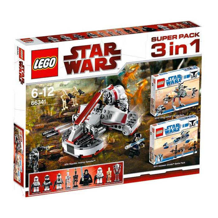 lego super battle droid minifigure with normal arm comes