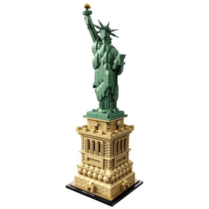 lego statue of liberty set 21042 brick owl lego marketplace