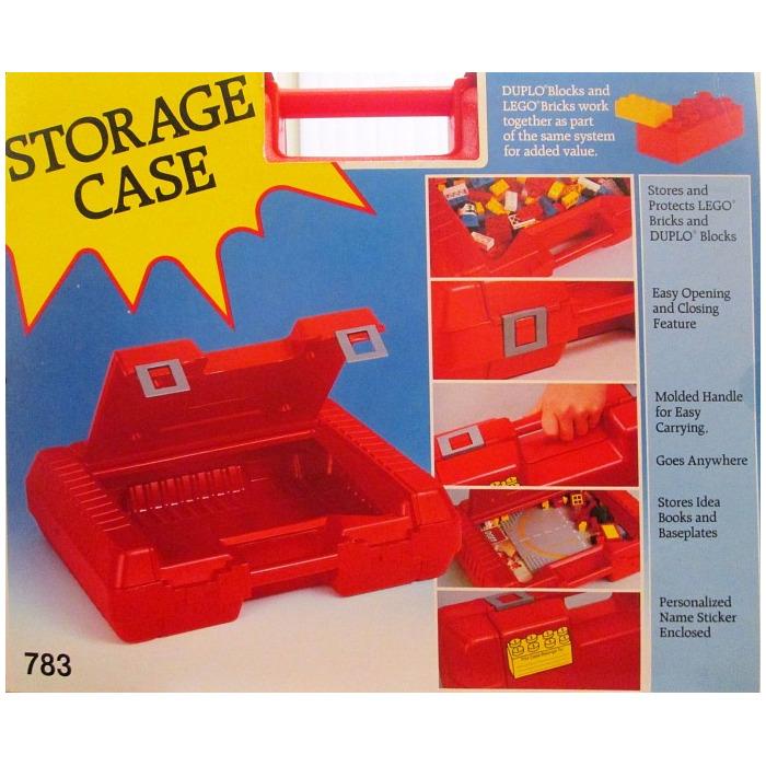 LEGO Storage Case Set 783