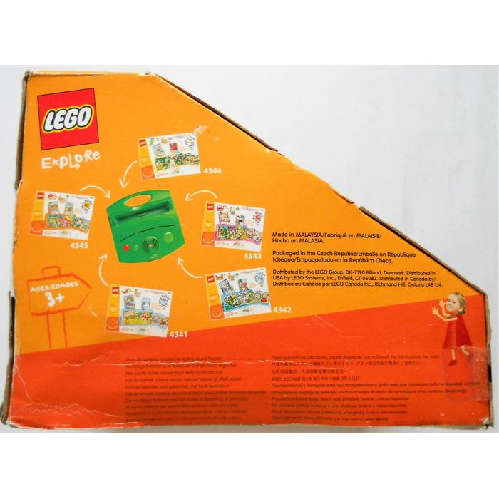 LEGO Story Builder Starter Set - Jungle Jam 4340 | Brick ...