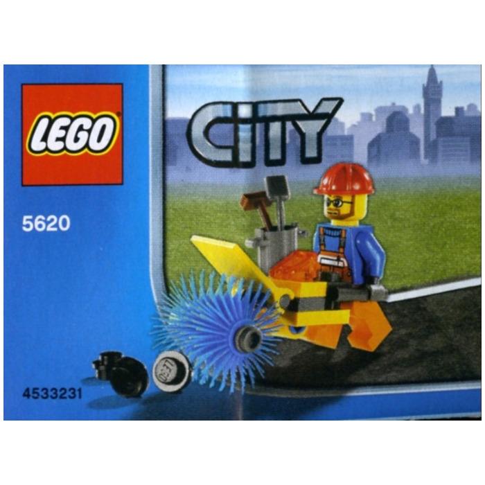 Brand New Lego City 5620 Street Cleaner Retired
