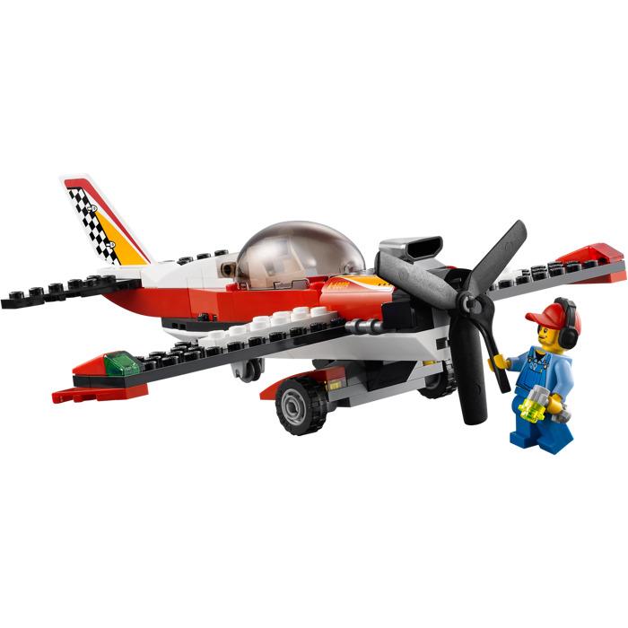 lego stunt plane instructions