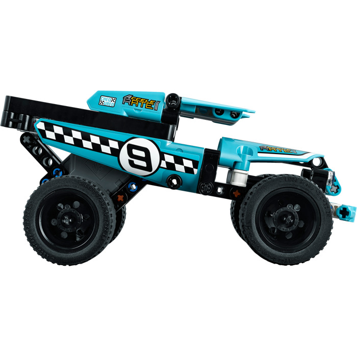 lego stunt truck set 42059 brick owl lego marketplace. Black Bedroom Furniture Sets. Home Design Ideas