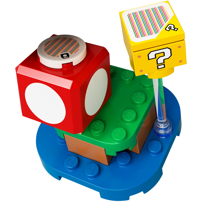 LEGO 30385 Super Mario SUPER MUSHROOM SURPRISE New In Hand Ships today 2 Packs