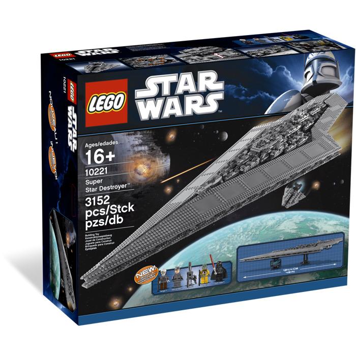 lego super star destroyer instructions