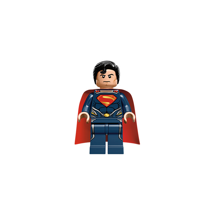 Superman Dark Suit Mini figure