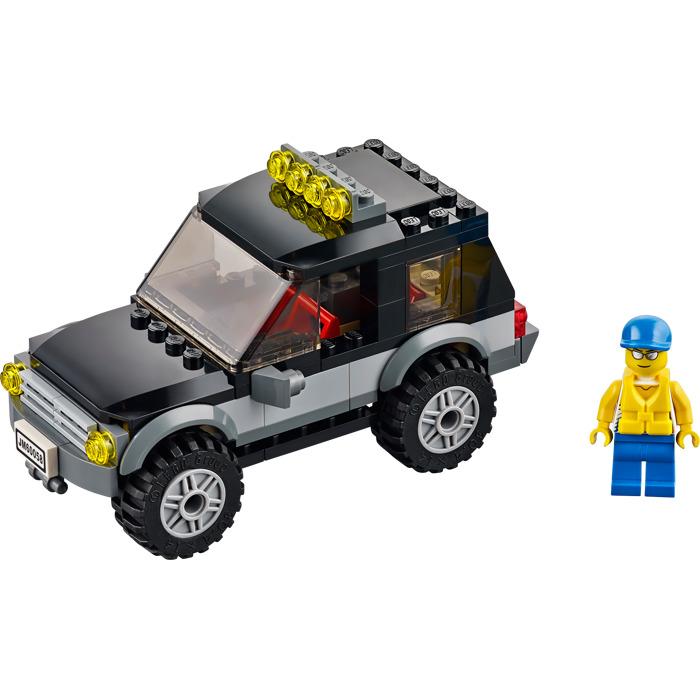 Lego Suv With Watercraft Set 60058 Brick Owl Lego