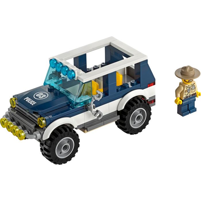Lego Swamp Police Station Set 60069 Brick Owl Lego