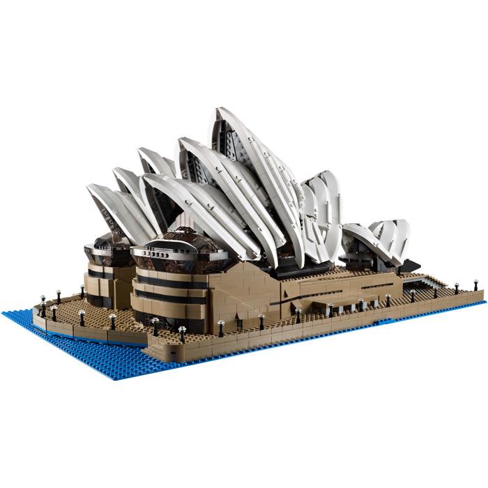 Lego Sydney Opera House Set 10234 Brick Owl Lego Marketplace