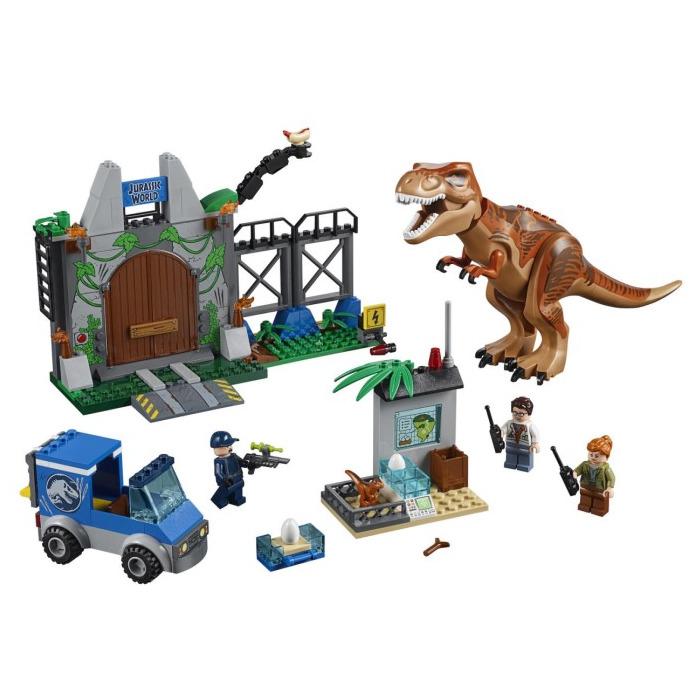 Avatar 2 Official Trailer 2020: LEGO T. Rex Breakout Set 10758