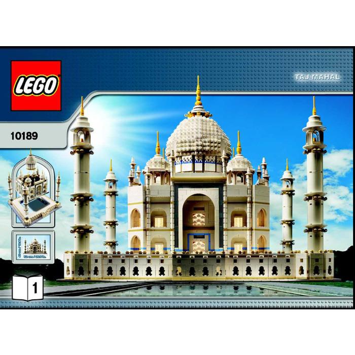 Lego Taj Mahal Set 10189 Instructions Brick Owl Lego Marketplace