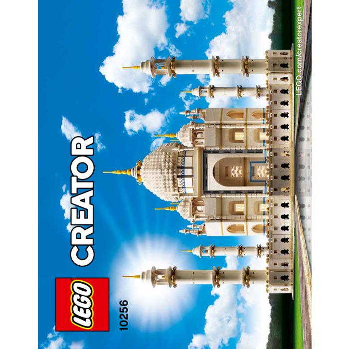 Lego Taj Mahal Set 10256 Instructions Brick Owl Lego Marketplace