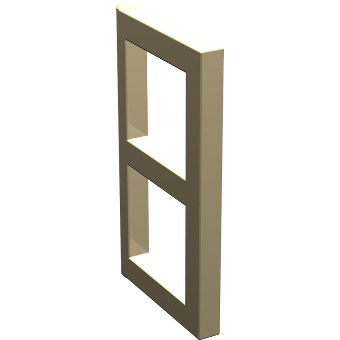 lego window 1 x 2 x 3 pane 3854 brick owl lego
