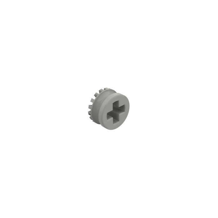 Lego 4265 Technic half bush with teeth-type 1 or 2 x1
