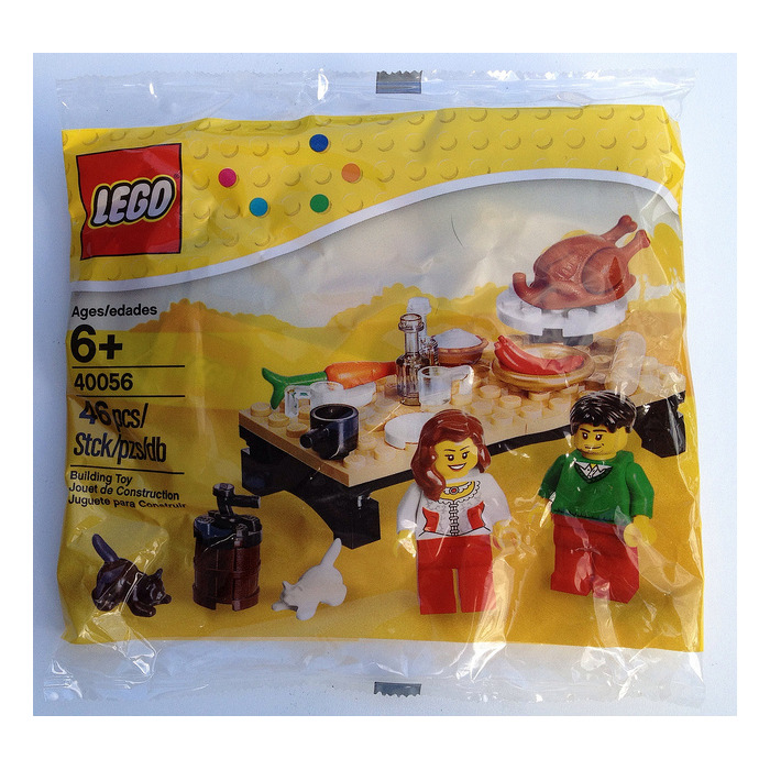 Lego thanksgiving set