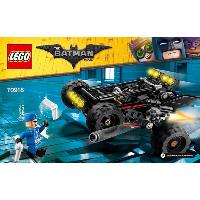 Lego The Bat Dune Buggy Set 70918 Instructions Brick Owl Lego