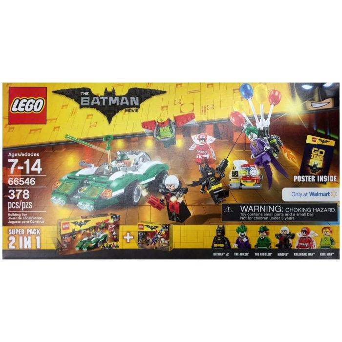 Batman 2 The Super 1 Pack In Set Lego 66546 Movie pLqSUMzVG